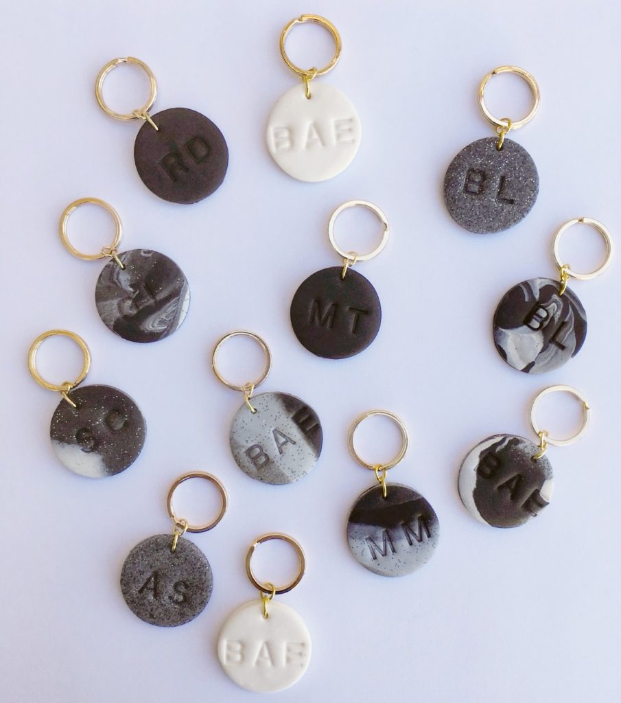 Diy personalized keychains learn how xoxojackie